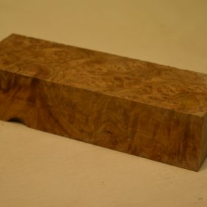 Peppermint Burl